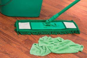 Čišćenje podova